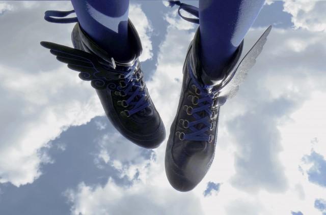 Chaussures Ailées - Baskets
