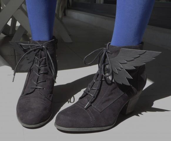 Chaussures Ailées - Bottines