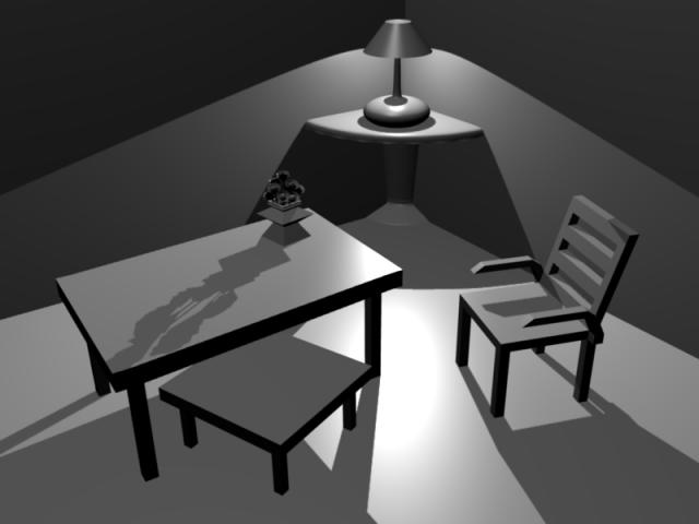 Tables Blender